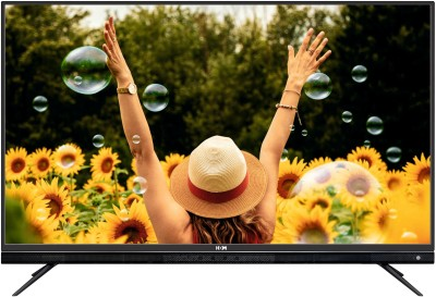 View HOM 140cm (55 inch) Ultra HD (4K) LED Smart TV(HOM5500QQ)  Price Online
