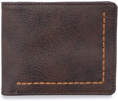 Baggit Men Brown Artificial Leather Wallet 6 Card Slots