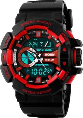 SKMEI SKM04 Analog Digital Watch   For Men SKMEI Wrist Watches