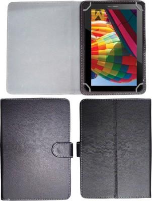 VPS Flip Cover for Iball Slide Q7271 Ips20 3G(Black, Cases with Holder)