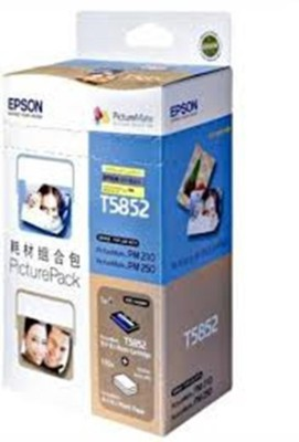 Epson EPSON T5852 PICTUREMATE CARTRIDGE USE PM210 /P215/PM235/PM245/P250/PM270/PM310 Multi Color Ink Cartridge(Magenta, Cyan, Black, Yellow)