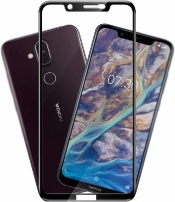 True Desire Tempered Glass Guard for Nokia 8.1