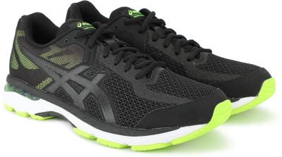 Asics GEL-GLYDE 2 Running Shoes For Men(Green, Black) at flipkart