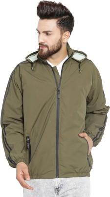 TASHI DELEK Solid Men Raincoat
