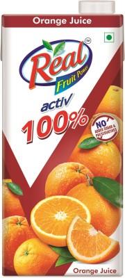 Real Activ 100% Orange Juice(1 L)