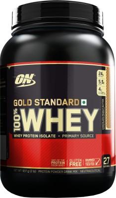 Optimum Nutrition Gold Standard 100% Whey Protein  (907 g, Chocolate Peanut Butter)