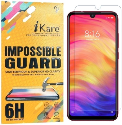 iKare Impossible Screen Guard for Mi Redmi Note 7, Mi Redmi Note 7 Pro, Mi Redmi Note 7S(Pack of 1)