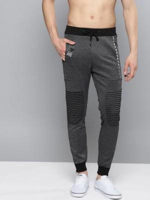 Kook N Keech Disney Solid Men Grey Track Pants at flipkart