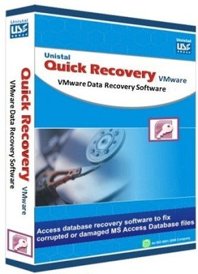 Unistal Quick Recovery - VMware Data Recovery Software(1 year, 1 PC)