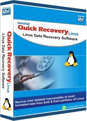 Unistal Quick Recovery - LINUX Data Recovery Software(1 year, 1 PC)