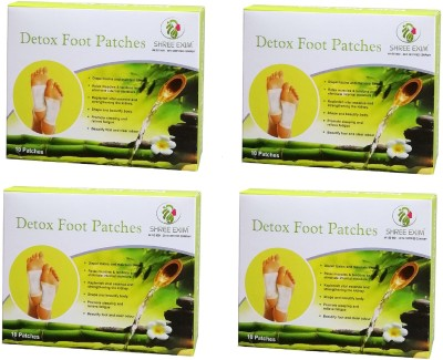 vestige foot patch review