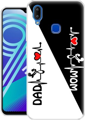 TPM Back Cover for Mi Redmi Note 5 Pro(Mom & Dad , Love Mom & Dad, couple, Love couple, Waterproof)