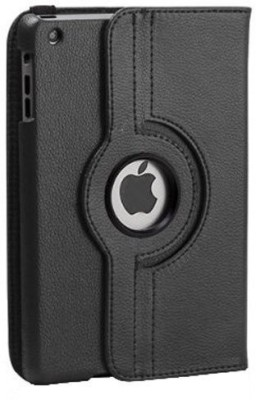 Cables Kart Flip Cover for Apple iPad Mini 2, Mini 3 (7.9 inch) A1489, A1601, A1490, A1491, A1599, A1600(Black, Dual Protection)