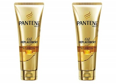 pantene oil replacement 180 ml x 2(360 ml)