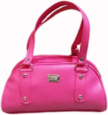 Riya's Collection Women Pink Hand held Bag