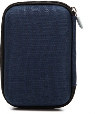 Saco External Hard disk Bag Case 2.5 inch 2.5 inch Compatible enclosure for Toshiba, Western Digital, Seagate, Dell, Samsung, Sony,...