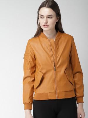 HARVARD Full Sleeve Solid Women Jacket