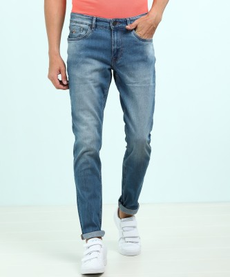U.S. Polo Assn. Slim Men Blue Jeans