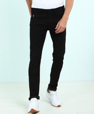 U.S. Polo Assn. Skinny Men Black Jeans