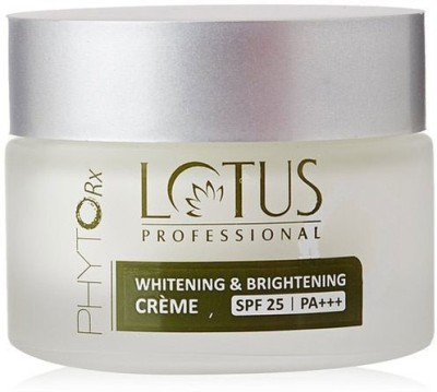 Lotus Professional WHITENING & BRIGHTENING (DAY CREAM)(50 g)