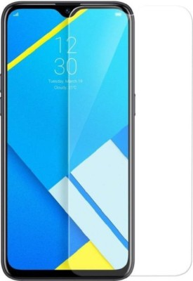 BIZBEEtech Tempered Glass Guard for Realme C2(Pack of 1)