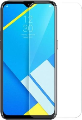 MOB Tempered Glass Guard for Realme C2, Gionee Max, OPPO A1K(Pack of 1)