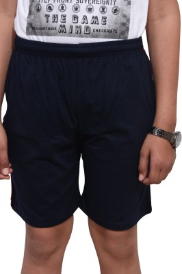 GL SAFARI Solid Men Multicolor Bermuda Shorts