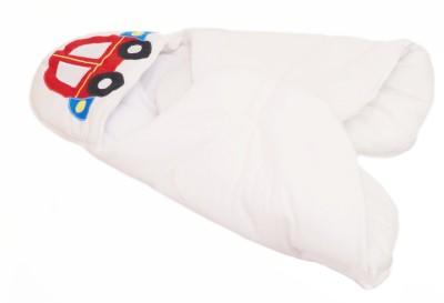 Ehomekart Baby CAR Sleeping Bag for Newborn Sleeping Bag(White)
