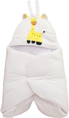 Ehomekart Baby Sleeping Bag Giraffe for Newborn Sleeping Bag(White)