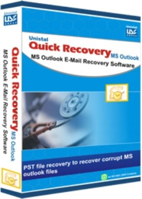 Unistal Quick Recovery - Outlook Express - Email Recovery Software(1 year, 1 PC)