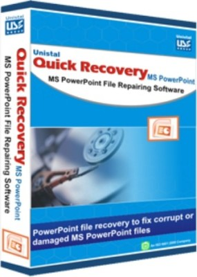 Unistal Quick Recovery - Power Point Repair Software(1 year, 1 PC)