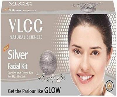 VLCC Natural Sciences Silver Facial Kit