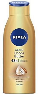 NIVEA BUTTER 48h DEEP MOISTURE CARE BODY LOTION 400 ML(400 ml)