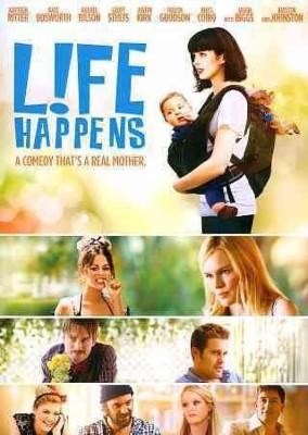 LIFE HAPPENS(DVD English)