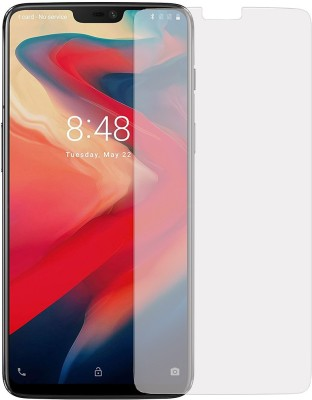 Temperia Tempered Glass Guard for OnePlus 6(Pack of 1)