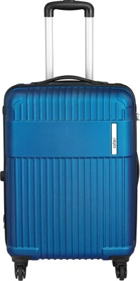 Safari STEALTH 65 4W ELECTRIC BLUE Check-in Luggage - 25 inch  (Blue)
