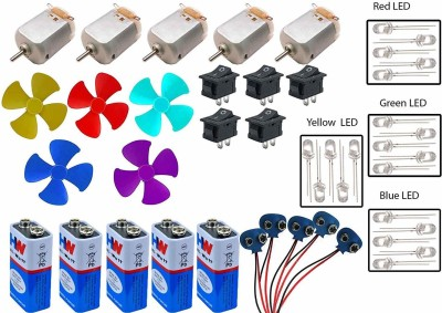 project hub Science Projects Kit Motor Control Electronic Hobby Kit