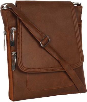 Fairdeals Brown Shoulder Bag Fairdeals Sling Bags