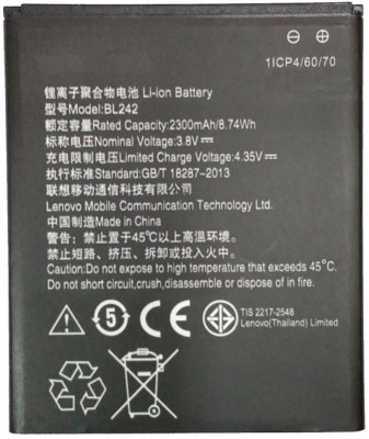 Macron Mobile Battery For Lenovo Lenovo A6000