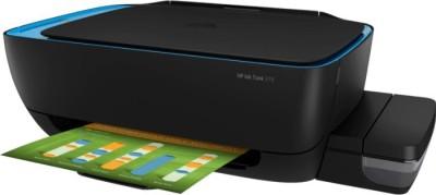 HP INK TANK 319 Multi function Printer BLACK   BLUE