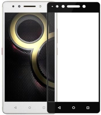 Desirtech Edge To Edge Tempered Glass for Lenovo K8 Note(Pack of 1)