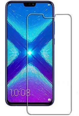 Fashionista Screen Guard for 0.3 mm Tempered Glass for Honor 8X   Transparent Fashionista Screen Guards