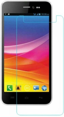 Macron Tempered Glass Guard for Micromax Q371 Canvas Pep(Pack of 1)(Pack of 1)