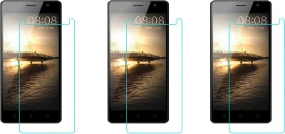Macron Tempered Glass Guard for Hitech Amaze S5(Pack of 2)