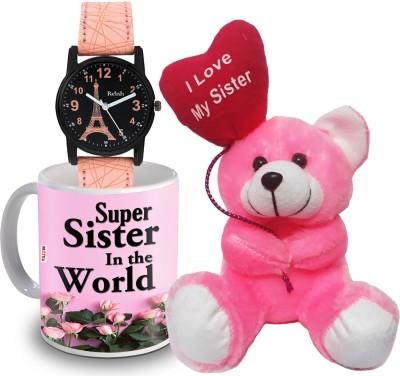 ME&YOU Watch, Mug, Soft Toy Gift Set