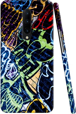 My Thing! Back Cover for Oneplus 7T Pro(Multicolor, 3D Case)