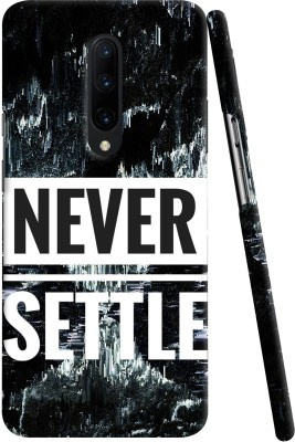 My Thing! Back Cover for Oneplus 7 Pro(Multicolor)