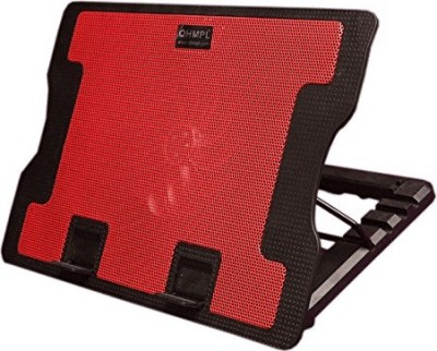 QHMPL QHM350 Cooling Pad  Red  1 Fan Cooling Pad