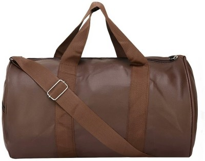 DREAMATION (Expandable) B1 Gym Bag(Brown)