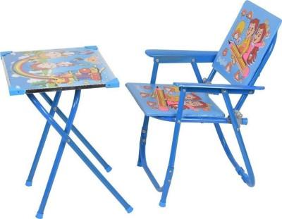Tajpur Traders engineered wood Desk Chair(Finish Color - Blue)